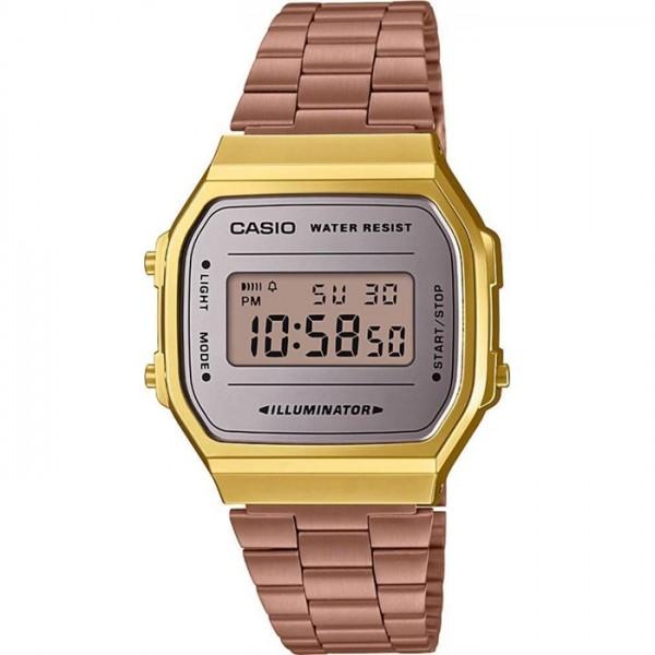 CASIO - A168WECM-5DF Kadın Kol Saati