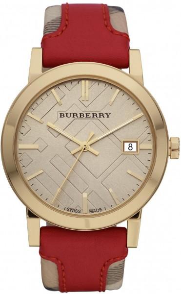 Burberry - Burberry BU9017 Erkek Kol Saati