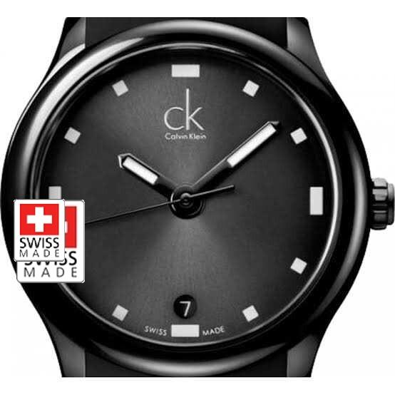 Calvin Klein K2V214D1 Erkek Kol Saati - Thumbnail