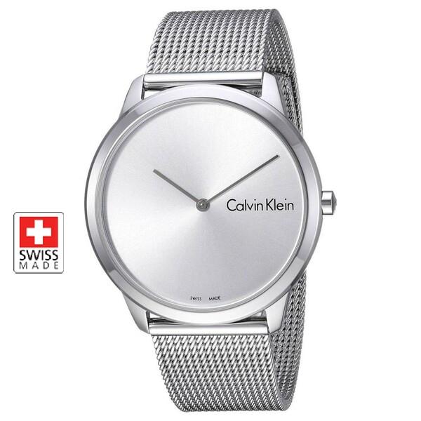 Calvin Klein - Calvin Klein K3M211Y6 Erkek Kol Saati