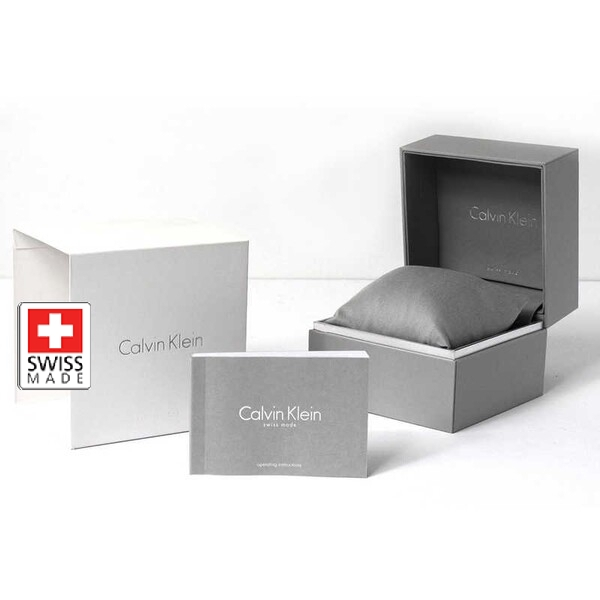 Calvin Klein K4W2MXZ6 Bayan Kol Saati - Thumbnail