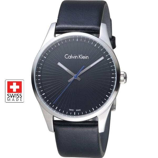Calvin Klein - Calvin Klein K8S211C1 Erkek Kol Saati