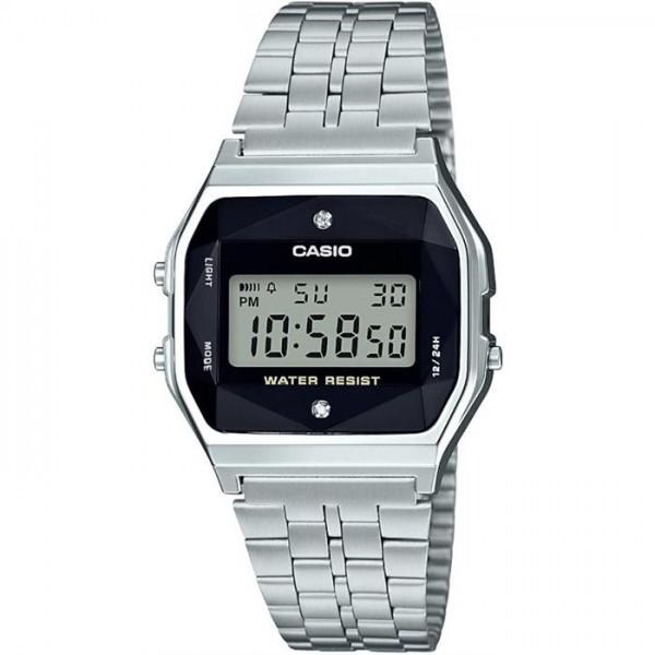 Casio - Casio A159WAD-1DF Unisex Kol Saati
