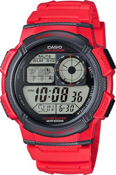 Casio - Casio AE-1000W-4AVDF Erkek Kol Saati