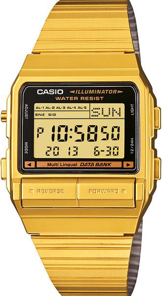 Casio - Casio DB-380G-1DF Erkek Kol Saati