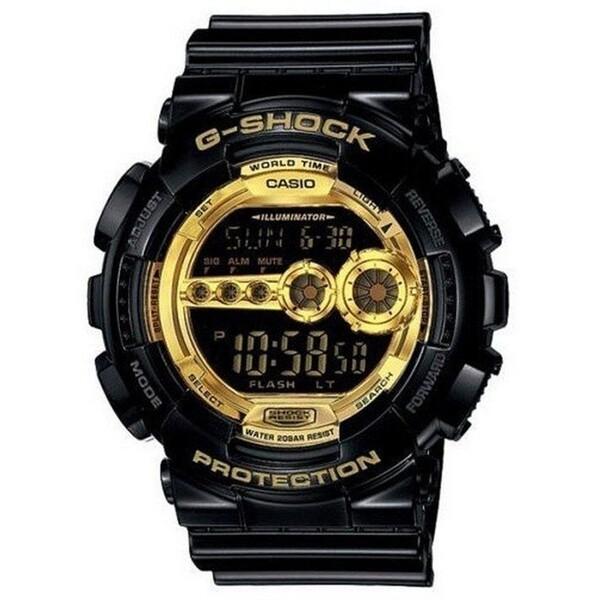 Casio - Casio G-ShockGD-100GB-1D Erkek Kol Saati