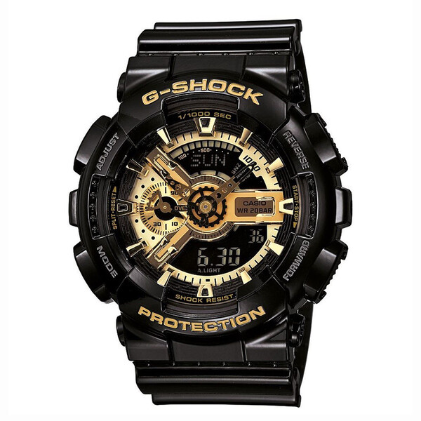 Casio - Casio GA-110GB-1ADR G-Shock Erkek Kol Saati