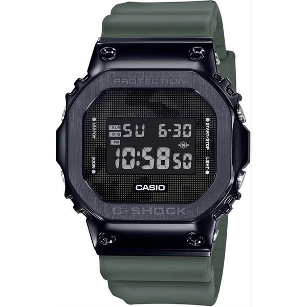 Casio - Casio GM-5600B-3DR Erkek Kol Saati