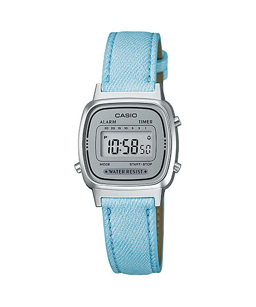 Casio - Casio LA670WL-2ADF Bayan Kol Saati