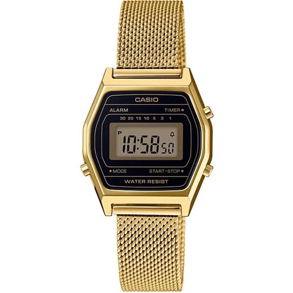 Casio - Casio LA690WEMY-1DF Kadın Kol Saati