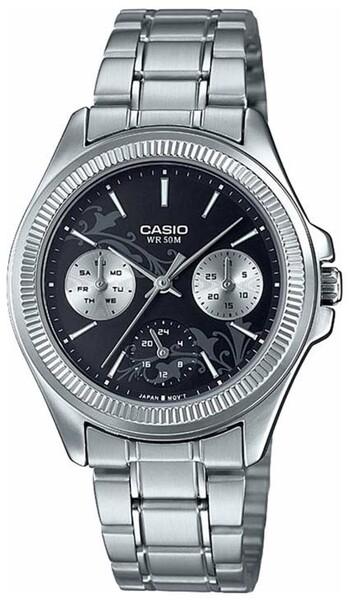 Casio - Casio LTP-2088D-1A2VDF Bayan Kol Saati