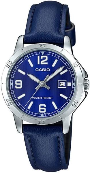 Casio - Casio LTP-V004L-2BUDF Bayan Kol Saati