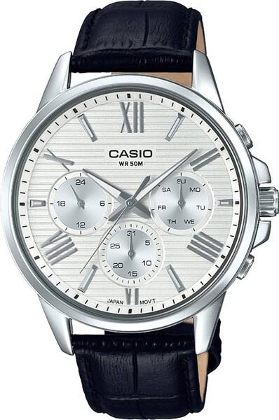 Casio - Casio MTP-EX300L-7AVDF Erkek Kol Saati