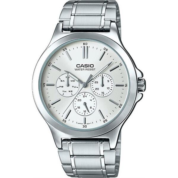 Casio - Casio MTP-V300D-7AUDF Erkek Kol Saati