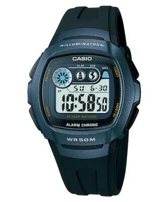 Casio - Casio W-210-1BVDF Erkek Kol Saati