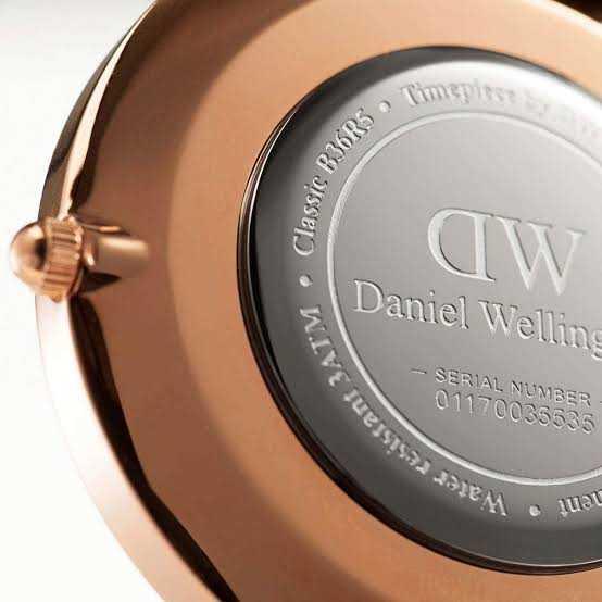 Daniel Wellington DW00100277 Erkek Kol Saati