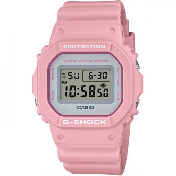CASIO - DW-5600SC-4DR Kadın Kol Saati