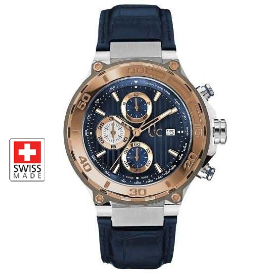 Guess Collection - Guess Collection GCX56011G7S Erkek Kol Saati