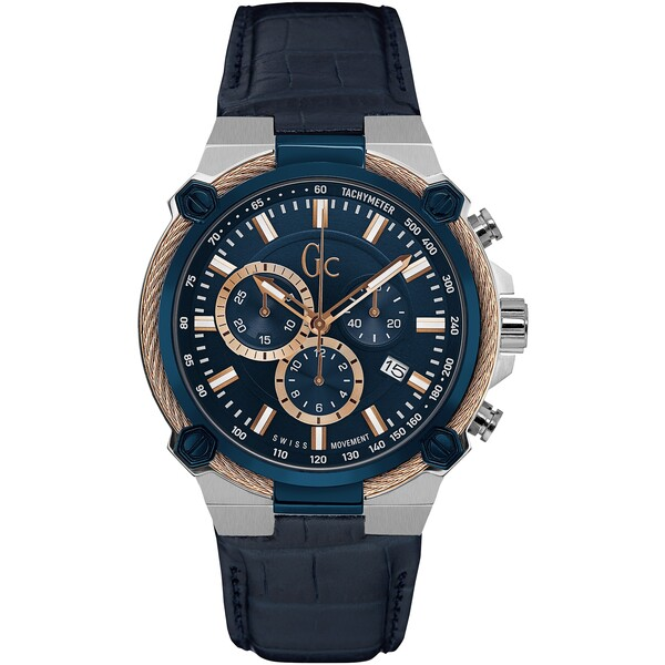 Guess Collection - Guess Collection GCY24001G7 Erkek Kol Saati
