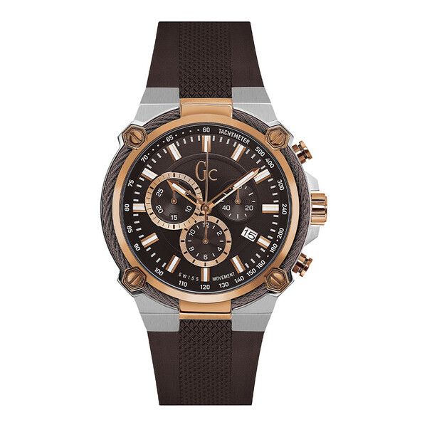 Guess Collection - Guess Collection GCY24005G2 Erkek Kol Saati
