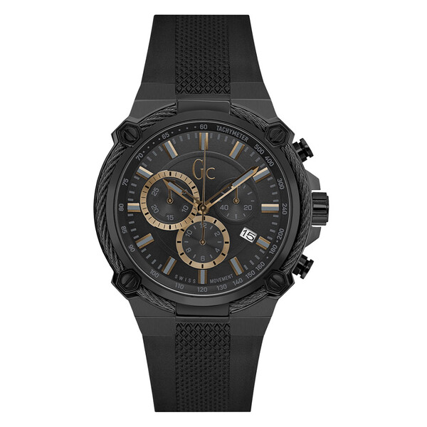 Guess Collection - Guess Collection GCY24008G2 Erkek Kol Saati