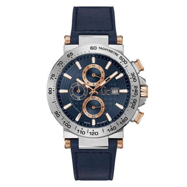 Guess Collection - Guess Collection GCY37004G7 Erkek Kol Saati