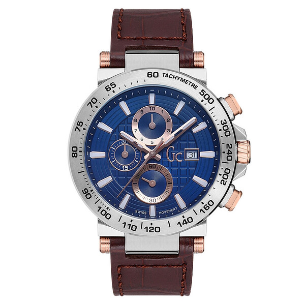 Guess Collection - Guess Collection GCY37006G7MF Erkek Kol Saati