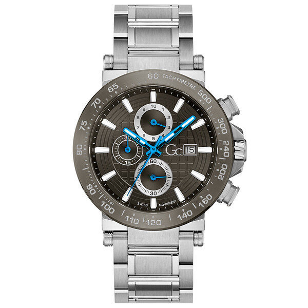 Guess Collection - GUESS COLLECTİON GCY37011G5MF ERKEK KOL SAATİ