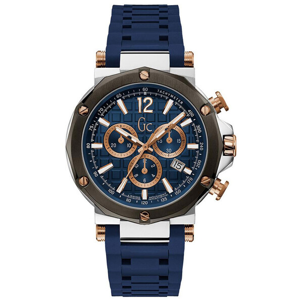 Guess Collection - Guess Collection GCY53007G7MF Erkek Kol Saati