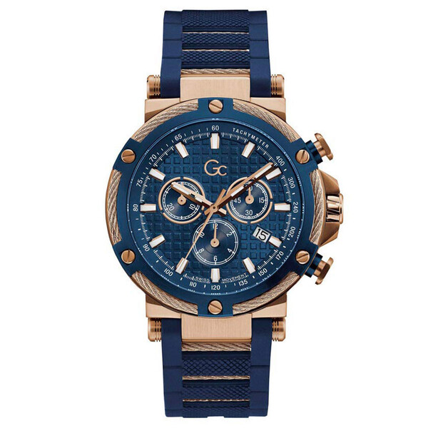 Guess Collection - Guess Collection GCY54001G7MF Erkek Kol Saati