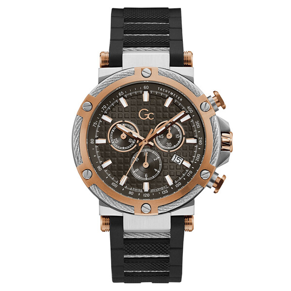 Guess Collection - Guess Collection GCY54002G2MF Erkek Kol Saati