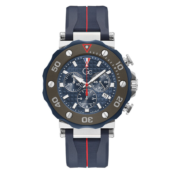 Guess Collection - Guess Collection GCY63005G7MF Erkek Kol Saati