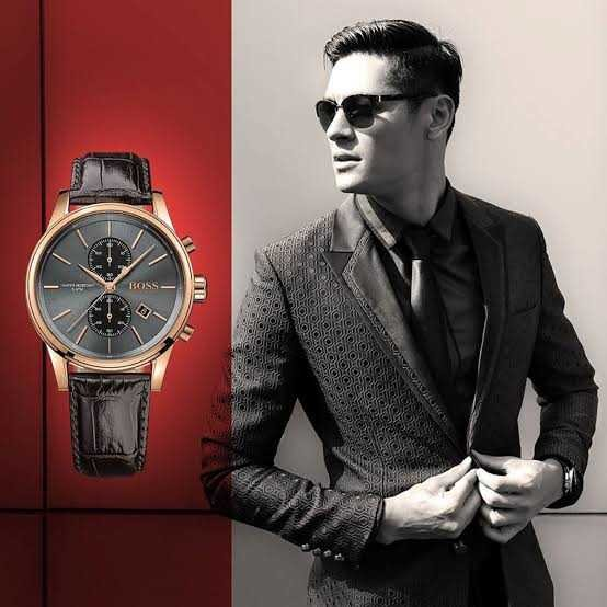 Hugo Boss Watches HB1513281 Erkek Kol Saati - Thumbnail