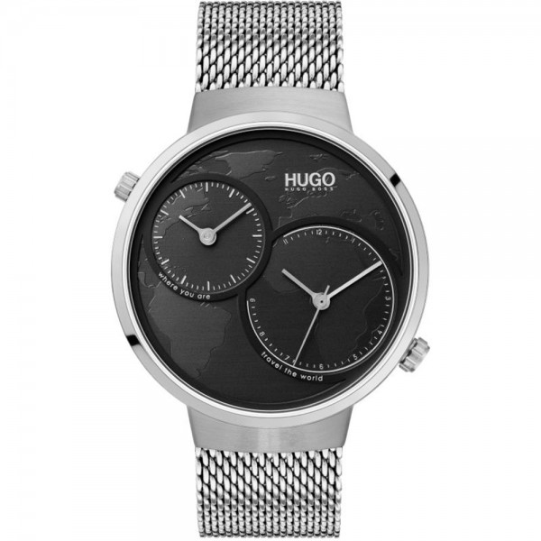 Hugo Boss - Hugo Boss HB1530055 Erkek Kol Saati
