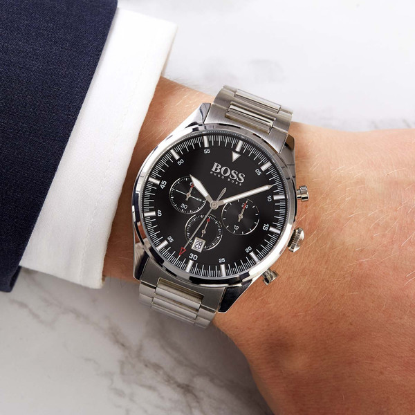 Hugo Boss Watches HB1513712 Erkek Kol Saati - Thumbnail