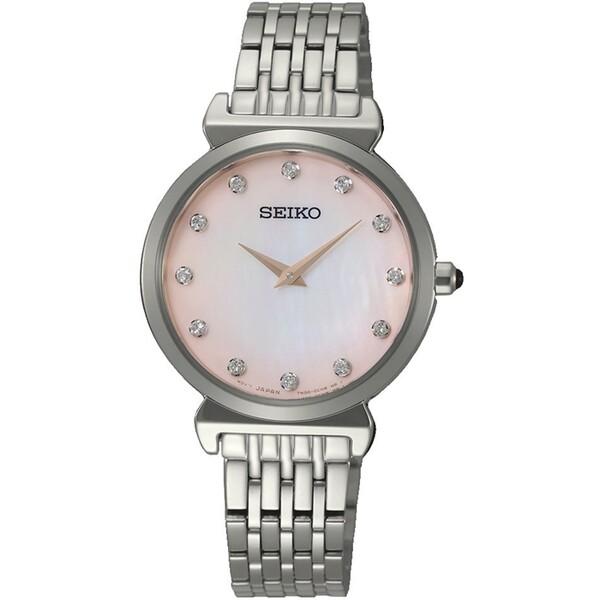 Seiko - Seiko SFQ803P Kadın Kol Saati