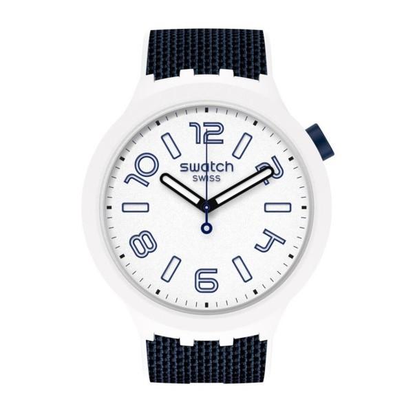 Swatch - Swatch SO27W102 Erkek Kol Saati