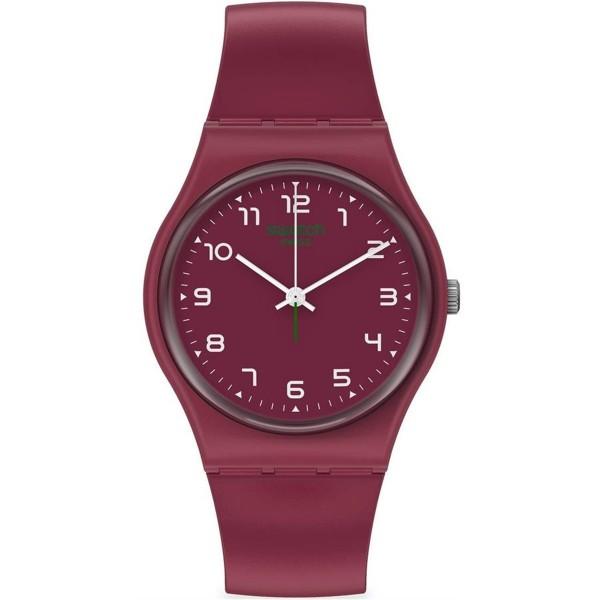 Swatch - Swatch SO28R103 Kadın Kol Saati