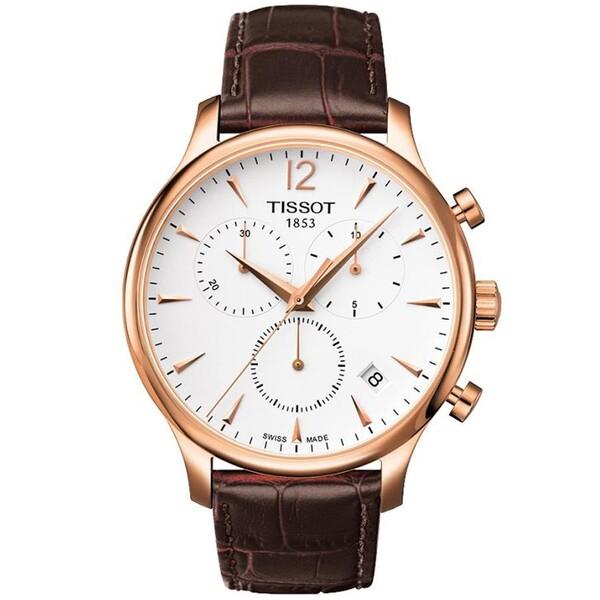Tissot - Tissot T063.617.36.037.00 Erkek Kol Saati