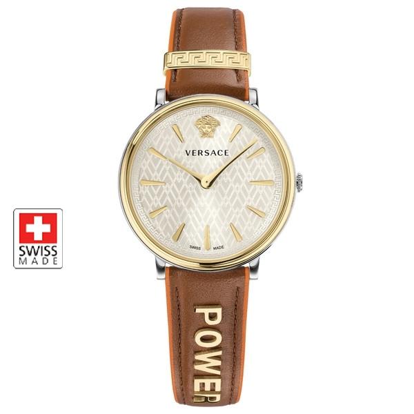 Versace - Versace VRSCVBP070017 Kadın Kol Saati