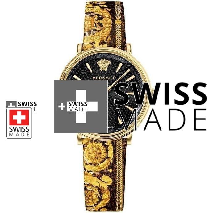 Versace - Versace VRSCVBP130017 Bayan Kol Saati