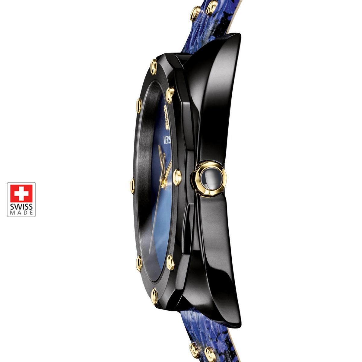 Versace VRSCVEBM00418 Bayan Kol Saati