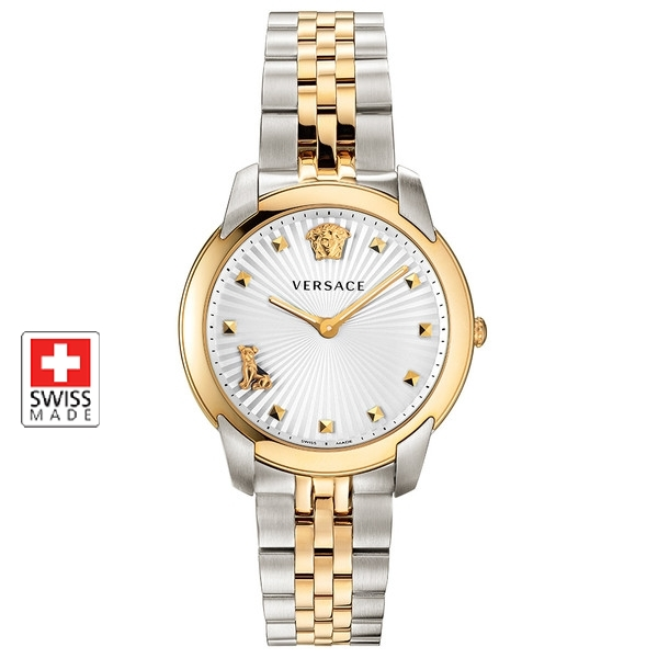 Versace - Versace VRSCVELR00519 Kadın Kol Saati