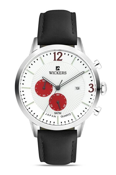 Wickers - Wickers WKM-517-7SS Erkek Kol Saati